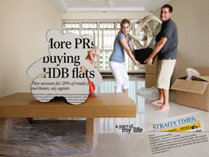 SPH appoints The Secret Little Agency for Straits Times account in Singapore