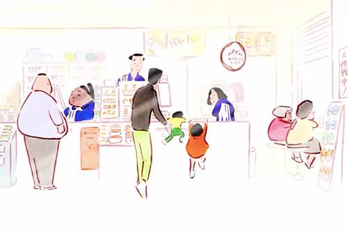 Studio Ghibli creates charming animation for Lawson