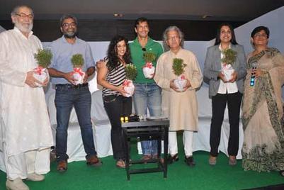 Suzlon celebrates 'pure air' with celebrity ambassadors