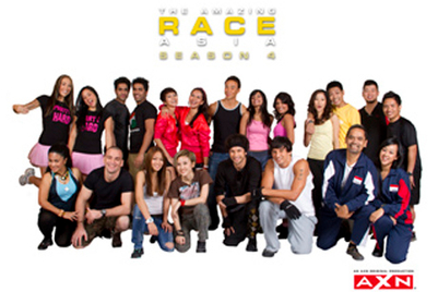 AXN's new partners Hilton, Axiata for fourth season of The Amazing Race Asia