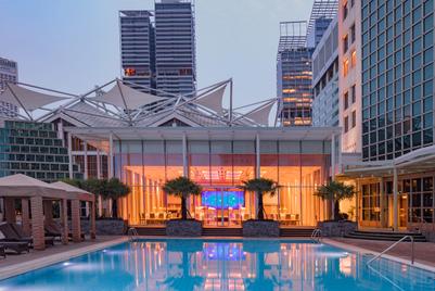 Conrad Singapore unveils new event space