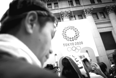 Book review: A polemicist addresses Dentsu's hold on the Olympics