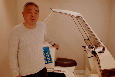 The man shaping Domino's offbeat character in Japan