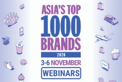 Asia's Top 1000 Brands 2020