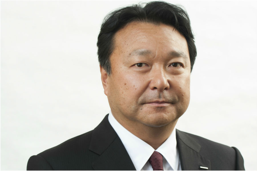 Toshihiro Yamamoto was named as Dentsu's president and CEO in January