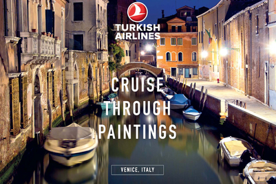 Turkish Airlines appeals to five senses in HK campaign