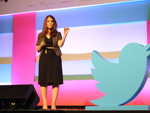 Get comfortable with people who don't love you: Twitter's Melissa Barnes