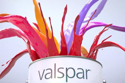 Valspar Paint launches branded product in Australia