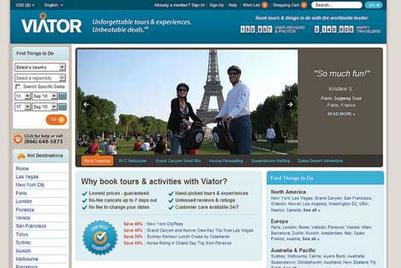 Viator.com appoints The Works for global digital marketing push
