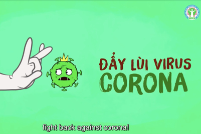 Watch: Vietnam government releases catchy coronavirus PSA