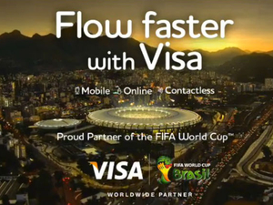 Updated: Visa picks Starcom to run global media account