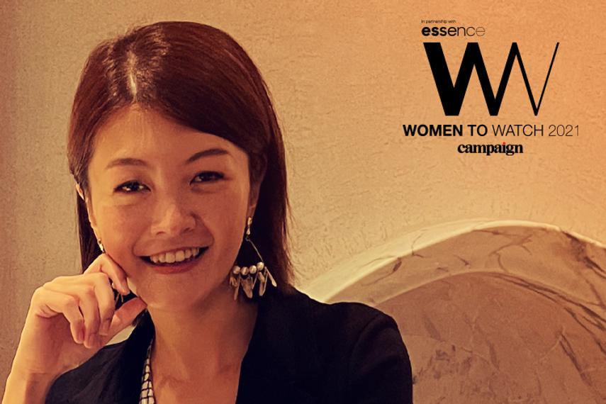 Women to Watch 2021: 杨晓铃,Golin