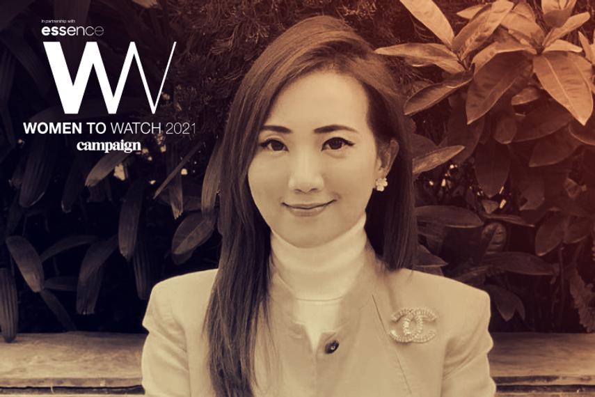 Women to Watch 2021: 吕香凝, EternityX