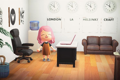 Creative agency uses Animal Crossing to source new talent