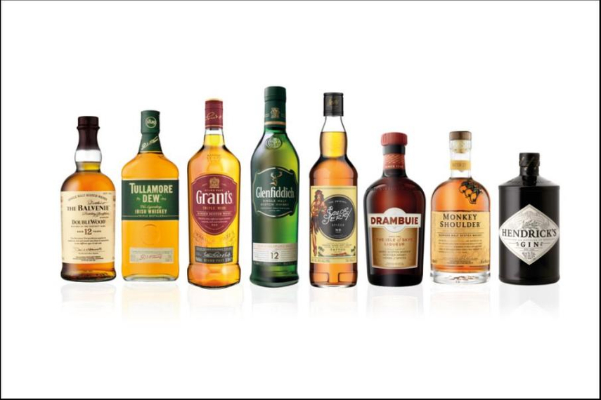 Dentsu bags APAC agency partner remit from William Grant & Sons