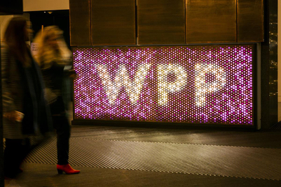 WPP suffers 'whopping' 8.5% Q1 plunge in North America