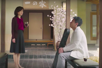 Nestlé Japan's short film stirs middle-aged emotions