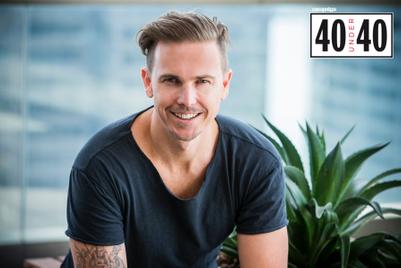 Meet the 2019 40 Under 40: Mitch Waters