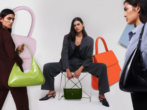 Why emerging designer handbags are having better luck in China than big luxury