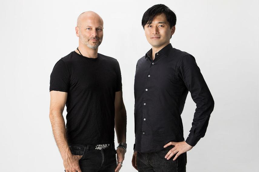 Ray Grieselhuber and Hiroyuki Okamoto