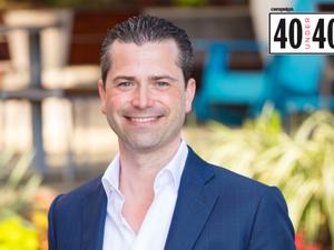 Meet the 2019 40 Under 40: Robert Woolfrey