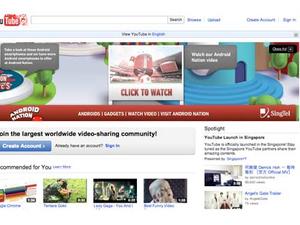 Big brands back YouTube Singapore