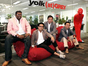 Grey Group's Yolk rebrands and further expands in Southeast Asia