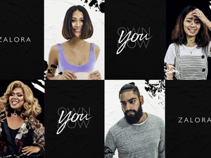 Zalora tweaks brand with 'You own now' campaign