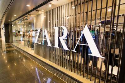 Asia-Pacific consumers see Zara as a luxury brand