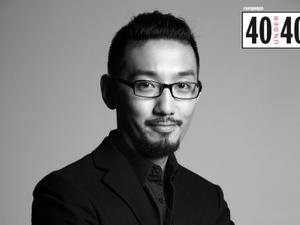 Meet the 2019 40 Under 40: Aaron Zhang
