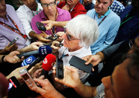 Exclusive: F1 boss Bernie Ecclestone on his billion-dollar brand