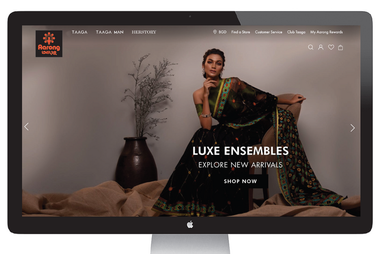 Bangladesh retailer Aarong aims for global appeal