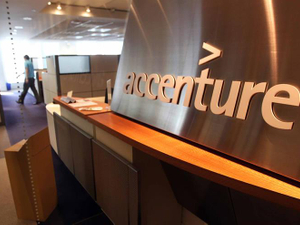 Accenture juggernaut sets pace in sector ripe for disruption