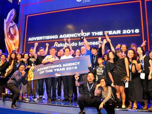 Hakuhodo wins big at Indonesian ad awards