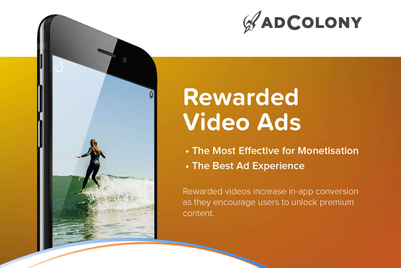 Rewarded videos: the best for user experience and most effective for monetisation