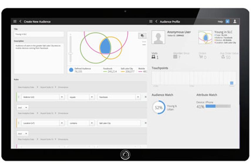 Adobe's Master Marketing Profile
