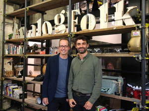 AnalogFolk appoints global CEO