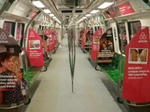 Airbnb takes over MRT stations, trains in Singapore