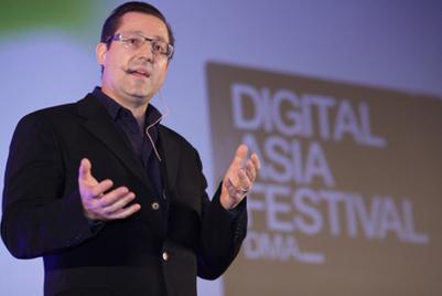 Digital Asia Festival 2012: New ways to think