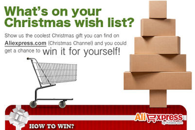 AliExpress grants Christmas wishes on Facebook in Australia
