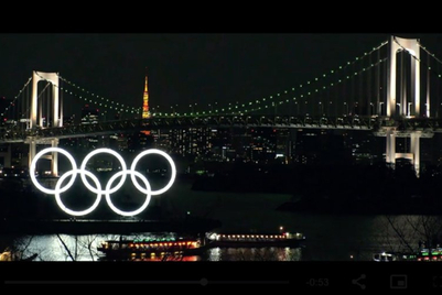 Alibaba lights Olympic marketing campaign