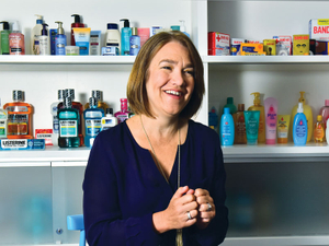 Building admirable brands: Johnson & Johnson's Alison Lewis