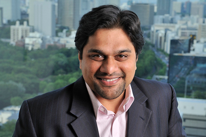 Amar Urhekar appointed president of McCann Healthcare Worldwide Japan