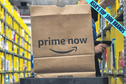 Amazon and Lazada click with consumers