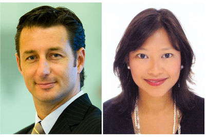AMES completes jury-president selections: Andrew Knott and Elaine Rodrigo