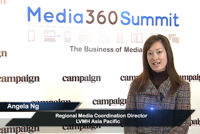 Video: Angela Ng of LVMH shares key Media360Summit takeaways
