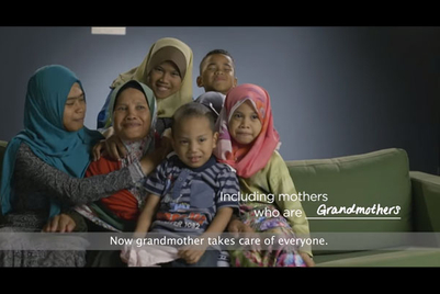 Anmum asks you to remember 'other mothers'
