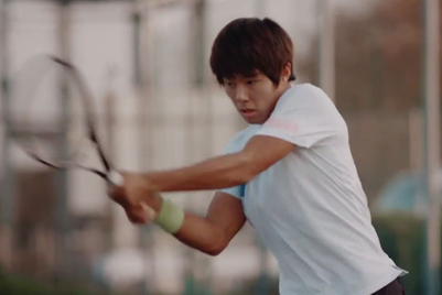 ANZ serves up regional campaign with past, present and future tennis stars
