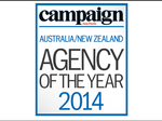 2014 Agency of the Year winners: Australia and New Zealand