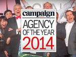 Call for entries: Agency of the Year Awards 2014